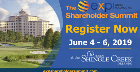 eXp Realty Shareholder Summit 2019