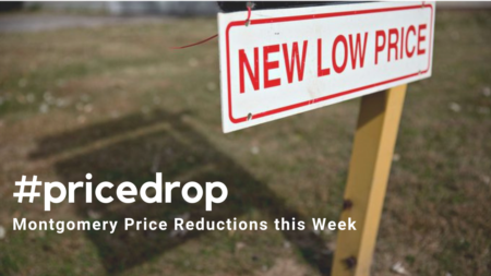 #pricedrop: Montgomery Price Reductions this Week