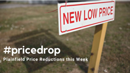 #pricedrop: Plainfield Price Reductions this Week