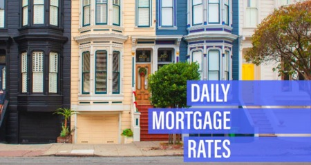 Mortgage rates fall to one-year low!