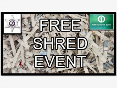 Oswego Shredding Event
