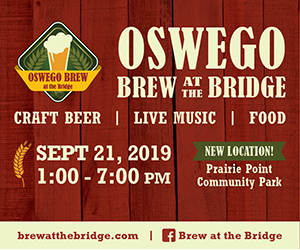 Oswego Brew at the Bridge