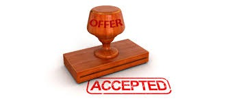 Step 14 To Selling Your Home: We've received an offer! What does it mean?
