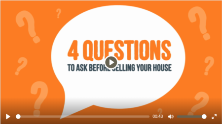 4 Questions to Ask Before Selling Your House