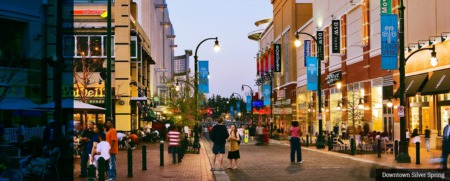 A Community of Diversity: Silver Spring, Maryland