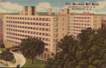 The Meridian Hill Hotel: From Wartime Housing to Luxury Apartments