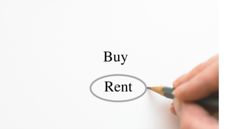 4 Reasons You Should Rent Instead of Buy