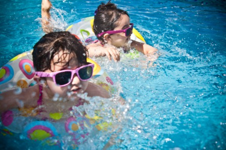 8 DC Area Pools & Splash Pads to Visit This Summer