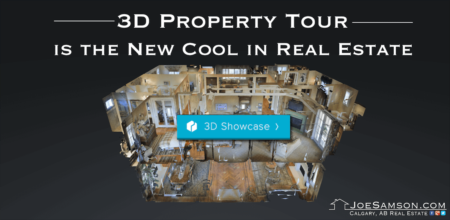 3D Property Tour is the NEW Cool in Real Estate
