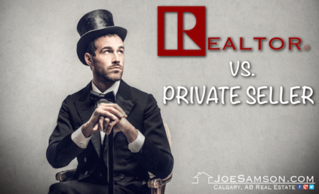 Real Estate Agents vs. Private Home Sellers