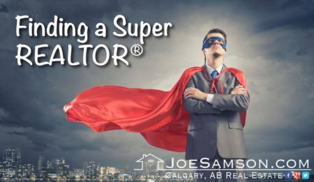 Finding a Super REALTOR®