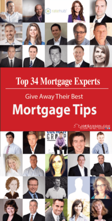 Top 34 Mortgage Experts Gives Away Their BEST Mortgtage Tips!