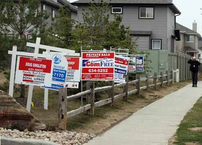 Repeat Home Sales Increase in Calgary