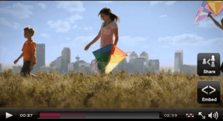 New Promotional Video About Calgary