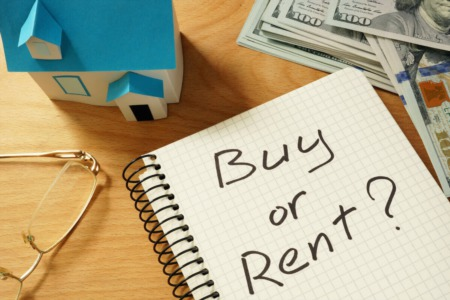Is it Better to Rent or Buy a House?