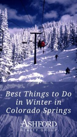 Best Things to Do in Winter in Colorado Springs