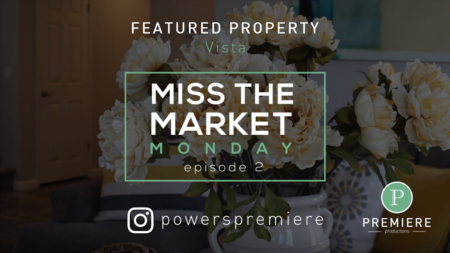 Miss The Market Monday: Vista
