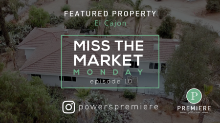 Miss The Market Monday: El Cajon