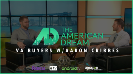 American Dream TV: VA benefits with Aaron Cribbes