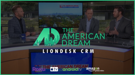 American Dream TV: LionDesk CRM