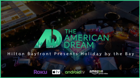 American Dream TV: Holiday By The Bay at Hilton San Diego Bayfront