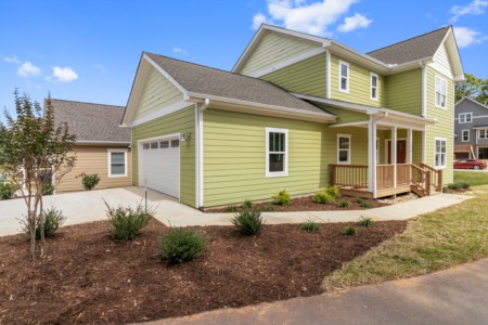 New Construction Homes with 100% Financing Available - Greenwood Fields
