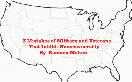 The 3 Mistakes Veteran and Military Home Buyers Make