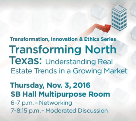 Transformation, Innovation and Ethics in Texas Real Estate