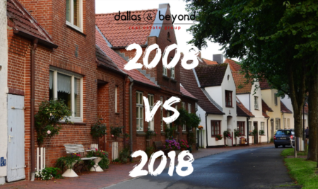 Housing Market: Another Gigantic Difference Between 2008 and 2018