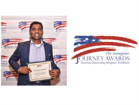 Immigrant Journey Awards