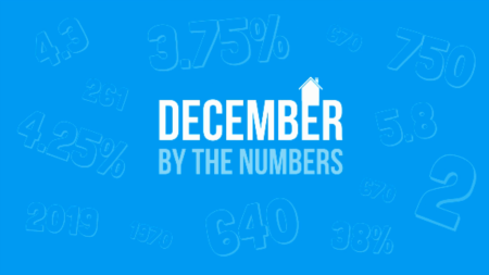 December by the Numbers