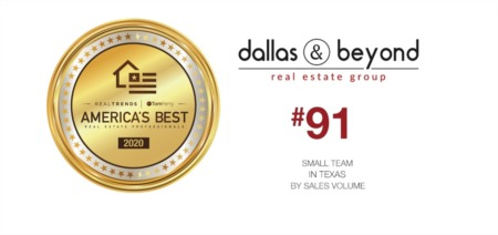 Dallas & Beyond Real Estate Group Sets New Records