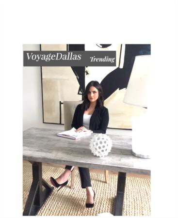 Voyage Dallas Trailblazer: Jumana Allan
