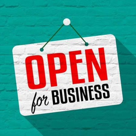 Delaware is open for Real Estate Business again!