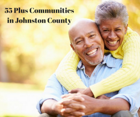55 Plus Communities In Johnston County