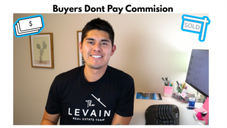 Buyers Don't Pay Commission