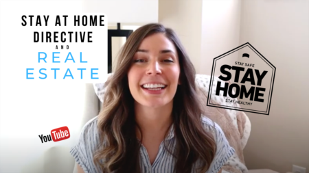 Stay Home Directive & Real Estate