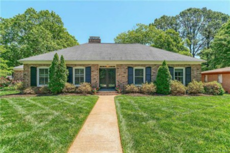 Ranch Homes for Sale in Charlotte NC
