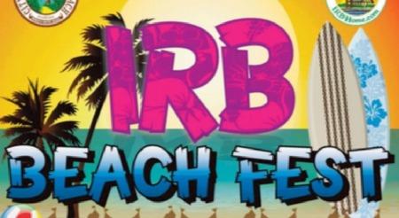 3rd Annual IRB Beach Fest, Saturday, April 21st