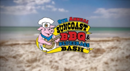 9th Annual Suncoast BBQ and Bluegrass Bash, April 20th & 21st