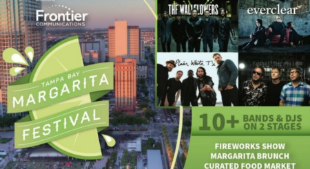 Tampa Bay Margarita Festival w/ Musical Guests The Wallflowers, Everclear, and Plain White T's