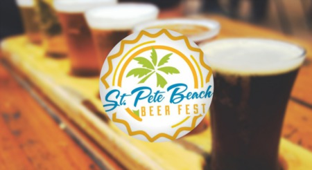 2018 St Pete Beach Beer Festival - Sat, May 12, 2018