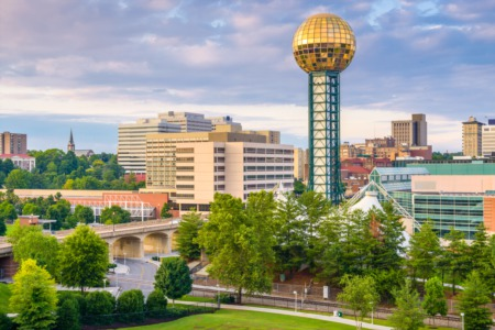 Spring Events in Knoxville