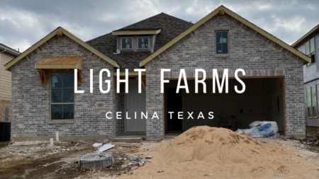 New Homes Celina Tx | Building with Highland Homes at Light Farms (Part 5)