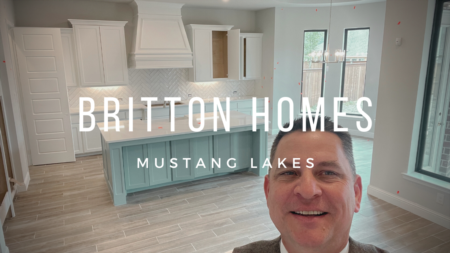 Building a new Britton Home at Mustang Lakes Celina, Tx (Part 5)