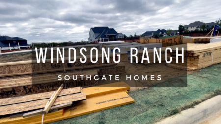 Windsong Ranch in Prosper Tx - Southgate Homes - New Construction (Part 1)