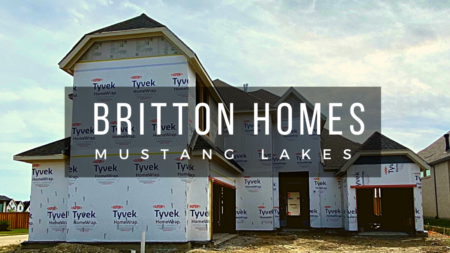 Building A Britton Home - Mustang Lakes - Mechanical Rough Out (part 3)
