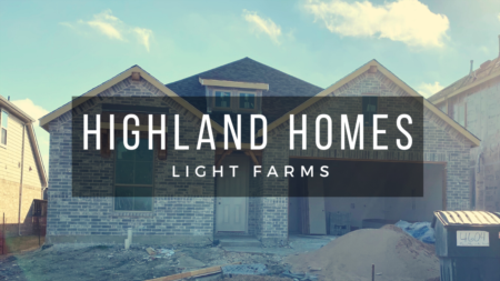 New Homes Celina Tx | Building a Highland Home at Light Farms (Part 6)