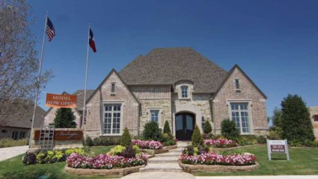 Huntington Homes in Windsong Ranch