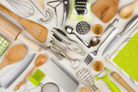 Get rid of kitchen clutter
